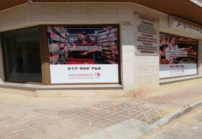 Local comercial a calle del Cura, nº 51